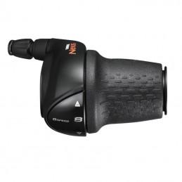 Manette City Shimano Nexus 8 vitesses Noir Sl-C6000 Pour Cj8S20