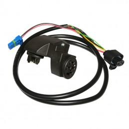 Cable Bosch Alimentation 880Mm Avec Connecteur Pour Nuvinci Harmony