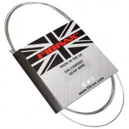 Cable De Derailleur Fibrax Galva 2.20M Pour Shimano-Sram Bmx Race
