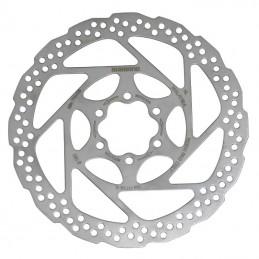 Disque De Frein Vtt 6 Trous Shimano 180Mm Deore-Slx  -Rt66M