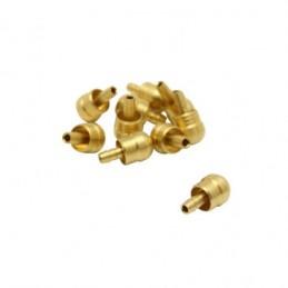 Raccord Durite Frein Pin 2.5Mm Compatible Hayes (Vendu Par 10) Bmx Race