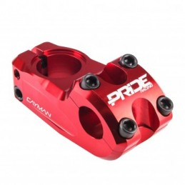 Potence Pride Cayman Red Bmx Race
