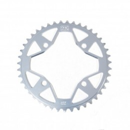 Couronne Stay Strong Race Polished Bmx Race