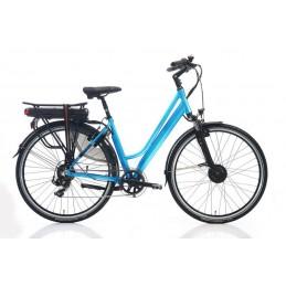 Vélo Electrique Riviera 28'' 7 Vit - Dame - Bleu Bmx Race
