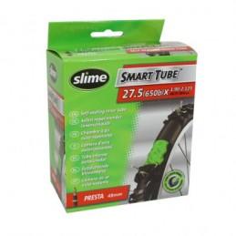 Chambre A Air Vélo 27.5x2.00-2.40 Slime Avec Liquide Anti-Crevaison Bmx Race