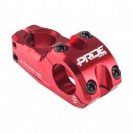 Potence Pride Cayman Hd 31.8 Red Bmx Race