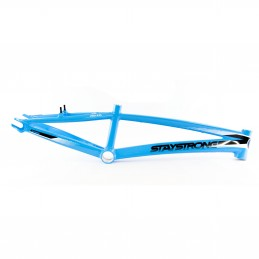 Cadre Stay Strong For Life V2 - Blue Bmx Race