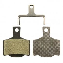 Plaquette De Frein Vtt Pour Magura Mt2-4-6-8 Support Carbone (Newton Kevlar Ceramique)