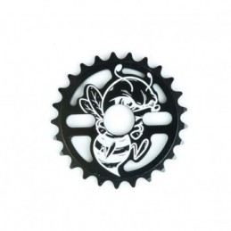 Couronne Total Killabee Black White Bmx Race