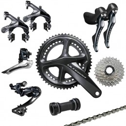 Groupe Route Shimano Ultegra R8000  11V. 172.5Mm