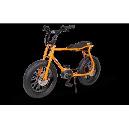 Vélo électrique Lil'Buddy eBike - Orange - Pneu slick Bmx Race
