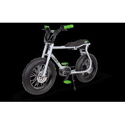 Vélo électrique Lil'Buddy eBike - Gris Argent Bmx Race