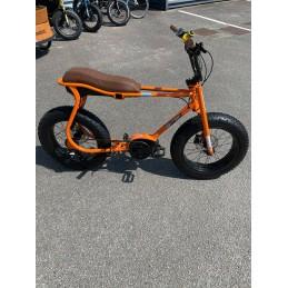 Vélo électrique Lil'Buddy eBike - Orange - Pneu Tout Terrain Bmx Race