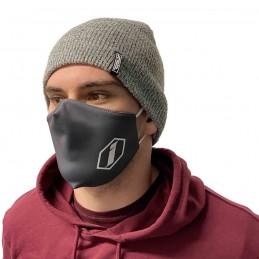 Masque Inspyre Corporate Logo Dark Grey Bmx Race