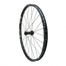 """Roue Vtt 27.5"""" Dt Swiss H1900 Mountain Et E-Bike Disc 6Trous Av. Noir Tubeless-type) Axe 15-110 Max 150 kgs Bmx Race"""