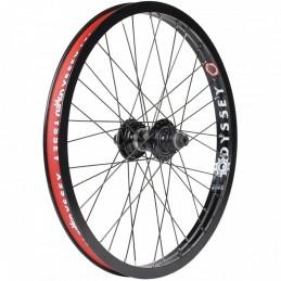 Roue Odyssey Ar Freeco Rhd Hazard/Clutch V2 Black 651 R Bmx Race