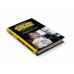 Livre Stay Strong Autobiographie Stephen Murray Bmx Race