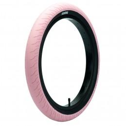 Pneu Federal Command Lp Pink With Black Sidewall Bmx Race