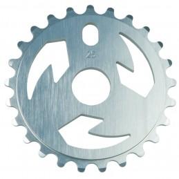Couronne Tall Order Logo Silver Bmx Race