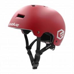 Casque Evolve Curb Evo - Matt Burgundy Bmx Race