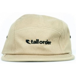 Casquette Tall Order Logo Camper Tan Bmx Race