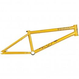 Cadre Federal Perrin V2 Ics Gloss Gold Bmx Race