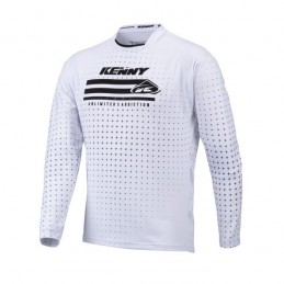 Maillot Kenny Evo Pro White Bmx Race