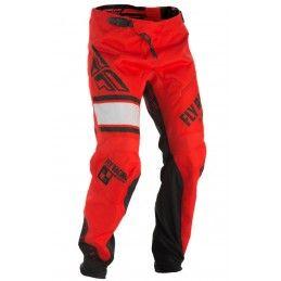 Pantalon Fly - Kinetic Era BMX 2018 - Enfant - Rouge