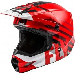Casque Fly - Kinetic Thrive 2021 - Rouge/Blanc/Noir