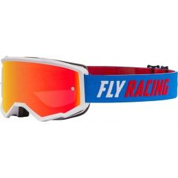 Masque Fly - Zone 2021 - Bleu/Blanc/Rouge