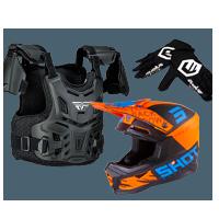 Équipements BMX Enfant