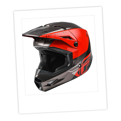 Casque BMX Race Fly Racing Kinetic