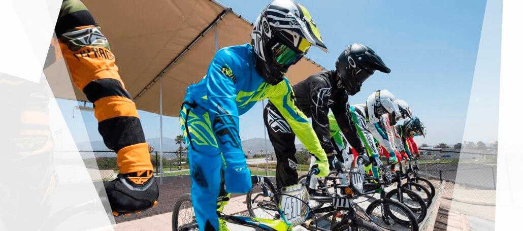 Choisir son casque de BMX Race